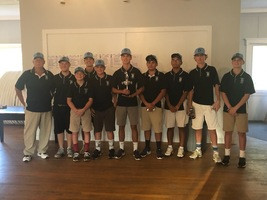 Congrats to the DHS Golf Team