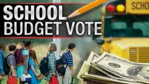School Budget Vote, July 14, 2020