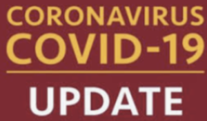 Update about COVID-19 - 1/13/21