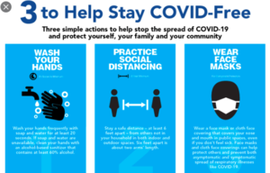 We Need Your Support to Fight COVID